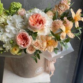 Квіткова кур'єрська доставка