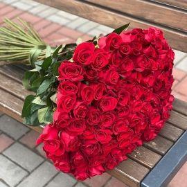 101 особлива троянда для Ваших