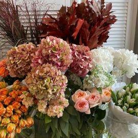 Осінь у @je_taime_fleurs_vn 🍁